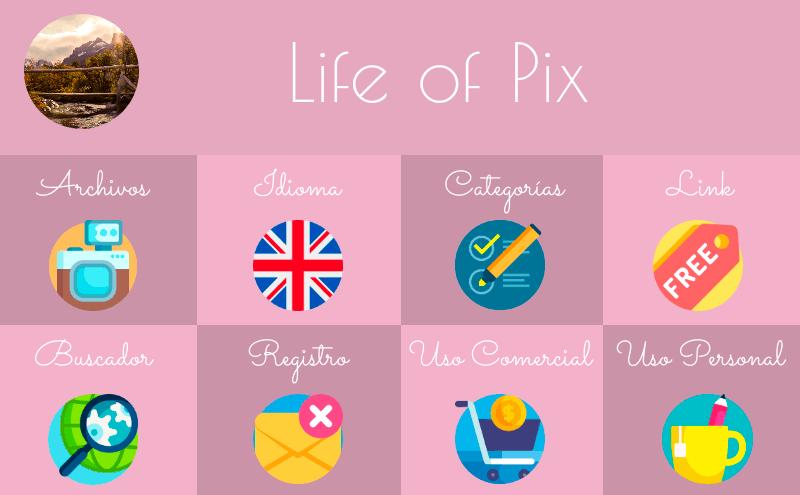 Life of Pix, un banco de imágenes gratuito