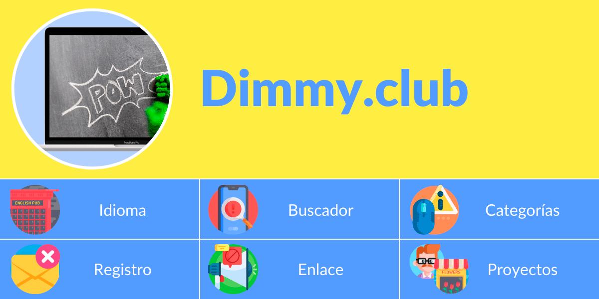 Generador de mockups online dimmy club